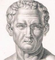 Cicero Portrait