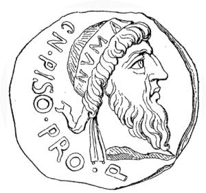 König Numa Pompilius