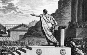 Römische Volksversammlung