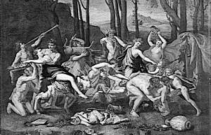 Saturnalia - Fest zu Ehren des Saturn
