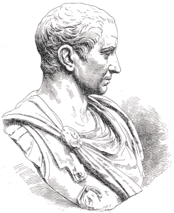 Büste von Julius Cäsar